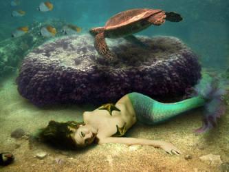 Mermaid by TwilitesMuse