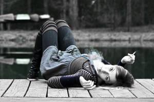 Smoking by TwilitesMuse