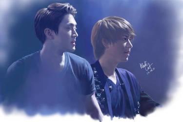 Super Junior - WonKyu by kurokitty520