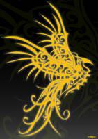 A Phoenix... by MPtribe