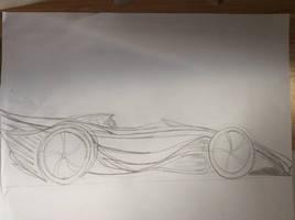 Random sketch by JakeBurner