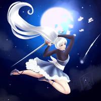 Weiss.Schnee.full.moon by Viki-Bastet
