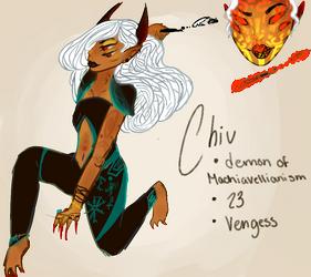 Chiv by aloswae
