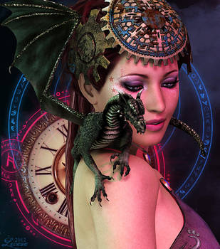 Heart of Time by Lexana