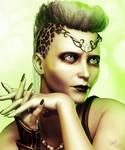 Warrior Princess by Lexana