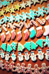 Christmas Cookieeeeeeeeeeeeees by JacobyBeckz