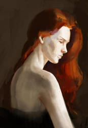 ginger mood by blood1ess