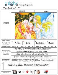 Marriage info thing by SoubixLoveless