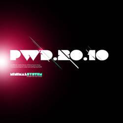 Minimal System Design Typework by PAULW