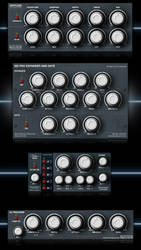VST Plugin GUI Design by PAULW