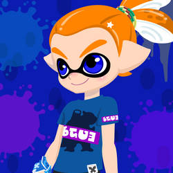 Victor the Inkling by DreamyLovesMe88