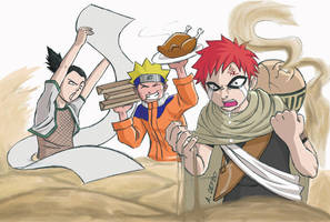 Naruto by AlexanderDefeo
