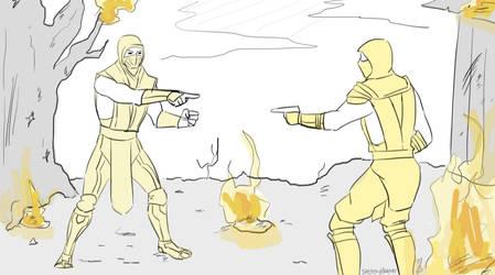 Mortal Kombat 11 by zetsumeininja