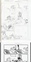 Wurr page 97 WIP stages by Paperiapina