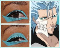 Eye Designs: Grimmjow by MakeupSiren