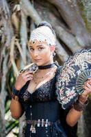 Renaissance Fair: African Traveler by MakeupSiren