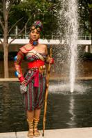African Steampunk: Safari Guardians by MakeupSiren
