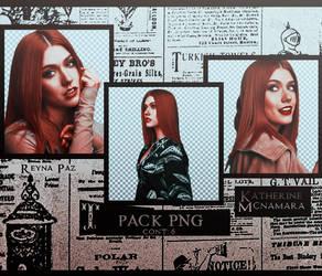 Katherine Mcnamara Pack png by ReynaPaz