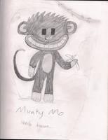 Munkey Mo by A-Real-Shame