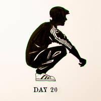 DAY 20 - Slav squat by Stupchek