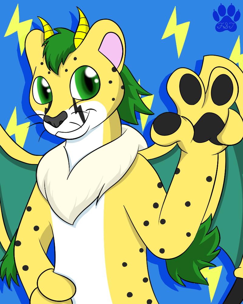 Bdo Cheetah Dragon