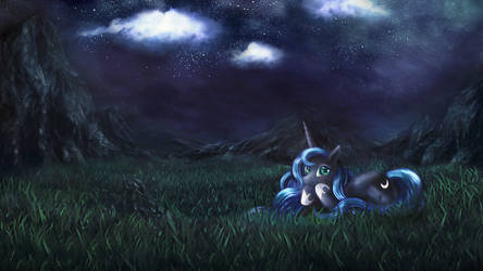 Shall we watch the stars together ? by macalaniaa