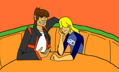 Motorcity Mikey and Pickles by MeloYellowJellow