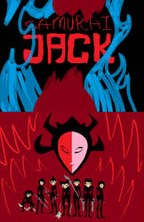 Samurai Jack is back by MeloYellowJellow