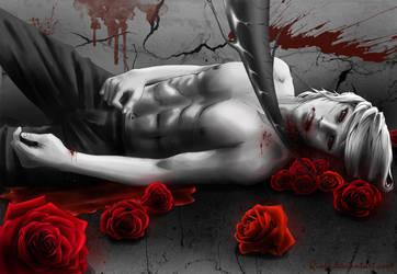 Love me, kill me by Qiubi