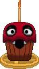 The Office Cupcake by PlasmoidThunder