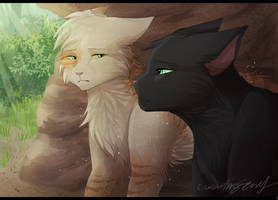 I have to go back by CascadingSerenity
