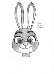 Judy Hopps by KapanKatsuragi