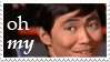 Sulu Stamp by chasmosaur