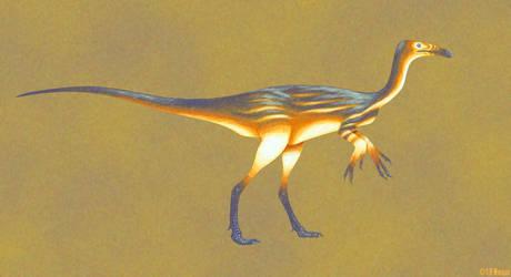Shenzhousaurus orientalis by chasmosaur