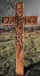 Cross by manuroartis