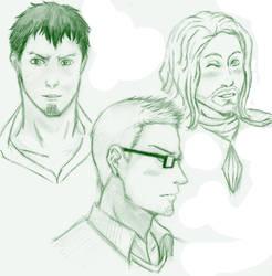Malik/Leonardo/Shaun :3 by NeguriSasame