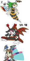 DoDonPachi Last Boss by ThreeWithout
