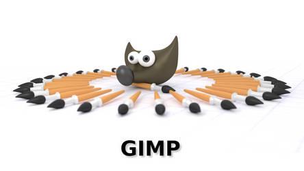 GIMP by Sanchai-01