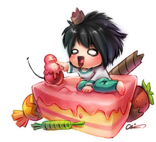 L cake by wangqr