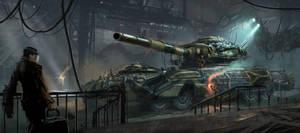 MMAU - Mobile Mechanized Artillery Unit by Matchack