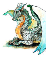 Dragon by Artoveli
