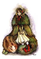 Shed Coat by Artoveli