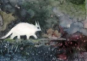 swamp monster by nokkasili