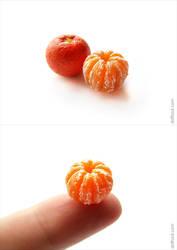 Tangerines by allim-lip