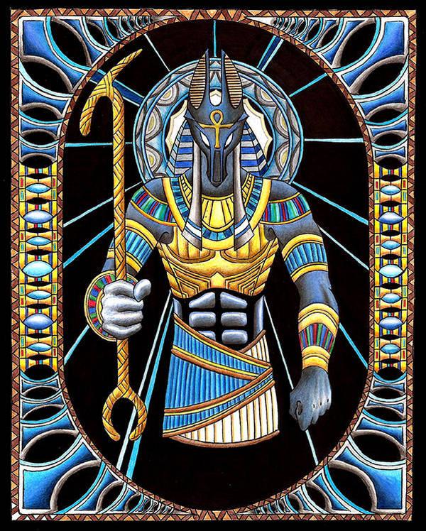 The Portal to Anubis by A-D-McGowan