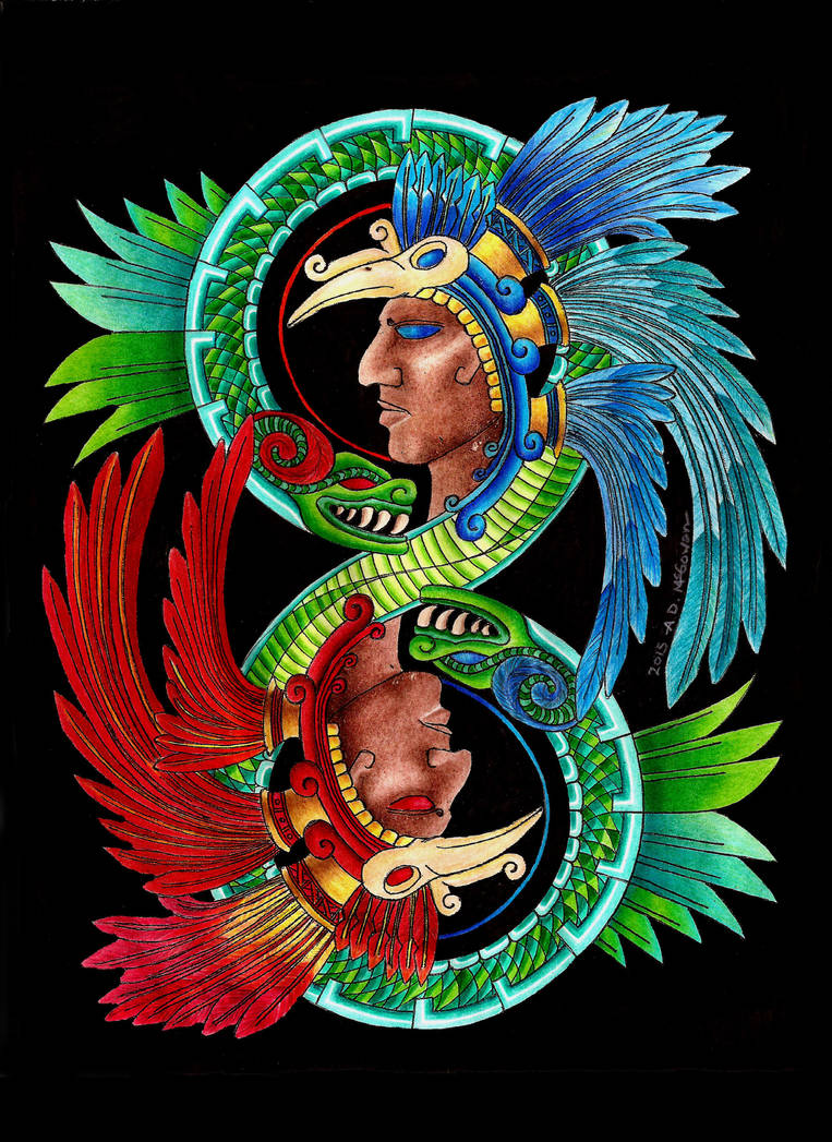 Lords of Kukulkan by A-D-McGowan