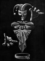 Carnival of Dark Dreams by A-D-McGowan