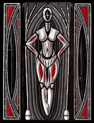 Queen of Steel by A-D-McGowan