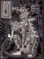 God of Death by A-D-McGowan