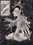 A Prophecy of Pestilence by A-D-McGowan